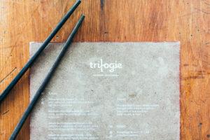 Jeff On The Road - Montreal - Food - Trilogie - Menu