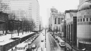Jeff On The Road - Montreal - Architecture - Rainy Day - All photos are under Copyright  © 2017 Jeff Frenette Photography / dezjeff. To use the photos, please contact me at dezjeff@me.com.