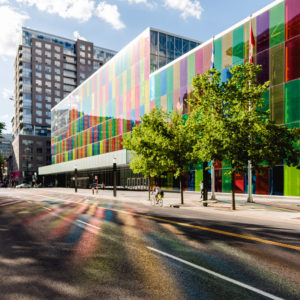 Jeff On The Road - How To Find An Apartment in Montreal - Iconic Palais des Congrès - All photos are under Copyright  © 2017 Jeff Frenette Photography / dezjeff. To use the photos, please contact me at dezjeff@me.com.