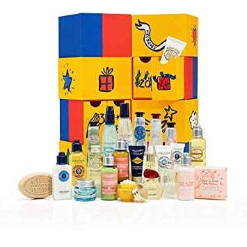 Jeff On The Road - Holidays - Gifts - The 10 Best Advent Calendars For Men - L'Occitane Luxury Advent Calendar