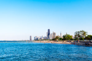 Jeff On The Road - Travel - Chicago - What to do - North Avenue Beach - All photos are under Copyright  © 2017 Jeff Frenette Photography / dezjeff. To use the photos, please contact me at dezjeff@me.com.