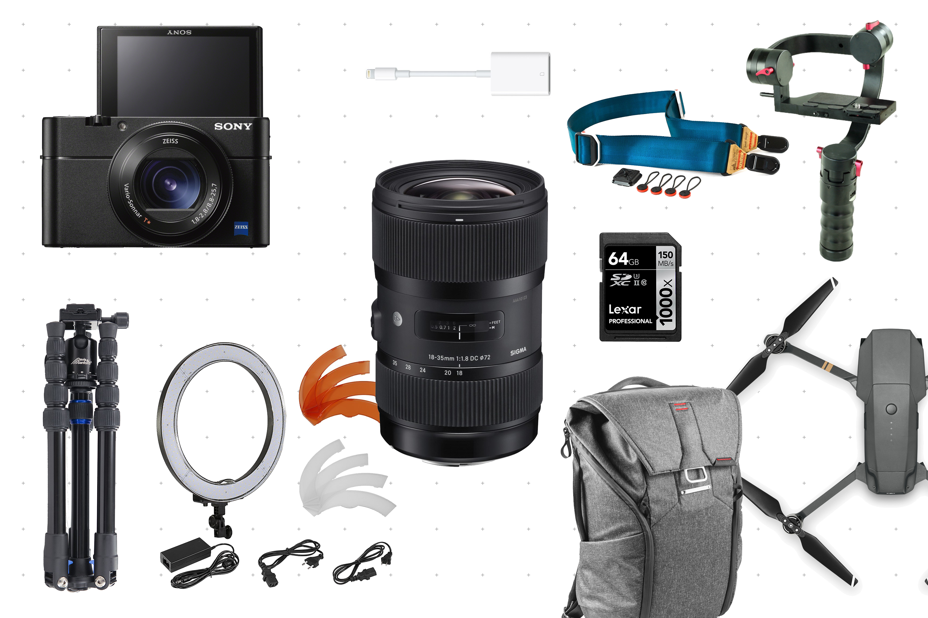 [:en]Gift Ideas for Photographers & YouTubers — Jeff On The Road[:]