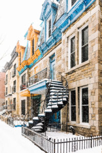 Jeff On The Road - Travel - Montreal Snowstorm  - All photos are under Copyright  © 2017 Jeff Frenette Photography / dezjeff. To use the photos, please contact me at dezjeff@me.com.