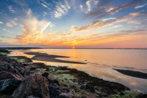 New Brunswick Sunset — Le Sud-Est du Nouveau-Brunswick — Expérience Acadie — Travel — Jeff On The Road