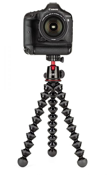 Photography Gear List 2019 — gorilla pod  — Jeff Frenette Photography — Jeff On The Road — Photographer — Blogger