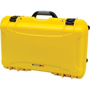Photography Gear List 2019 — Nanuk Protective 935 Case (Yellow) — Jeff Frenette Photography — Jeff On The Road — Photographer — Blogger