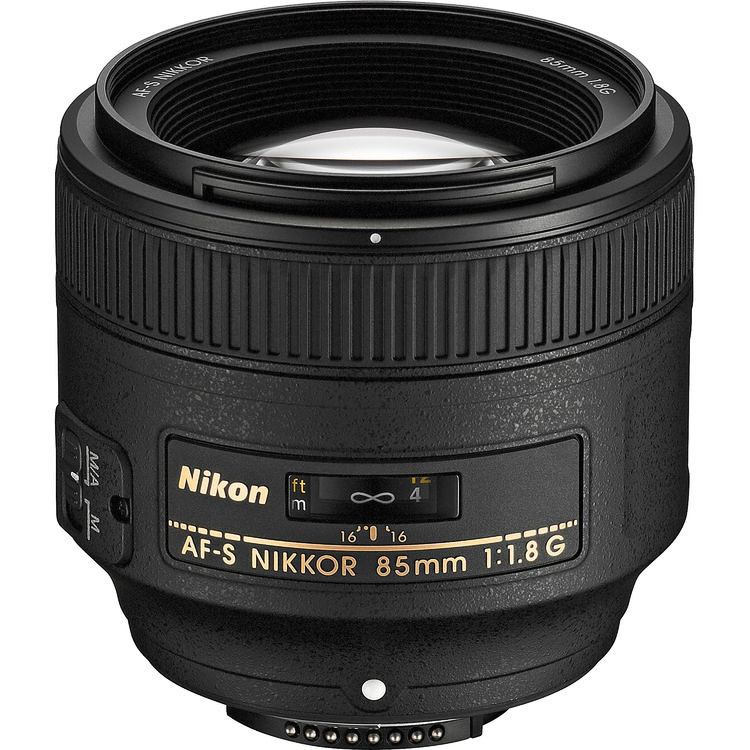 Photography Gear List 2019 — Nikon AF-S NIKKOR 85mm f/1.8G Lens  — Jeff Frenette Photography — Jeff On The Road — Photographer — Blogger