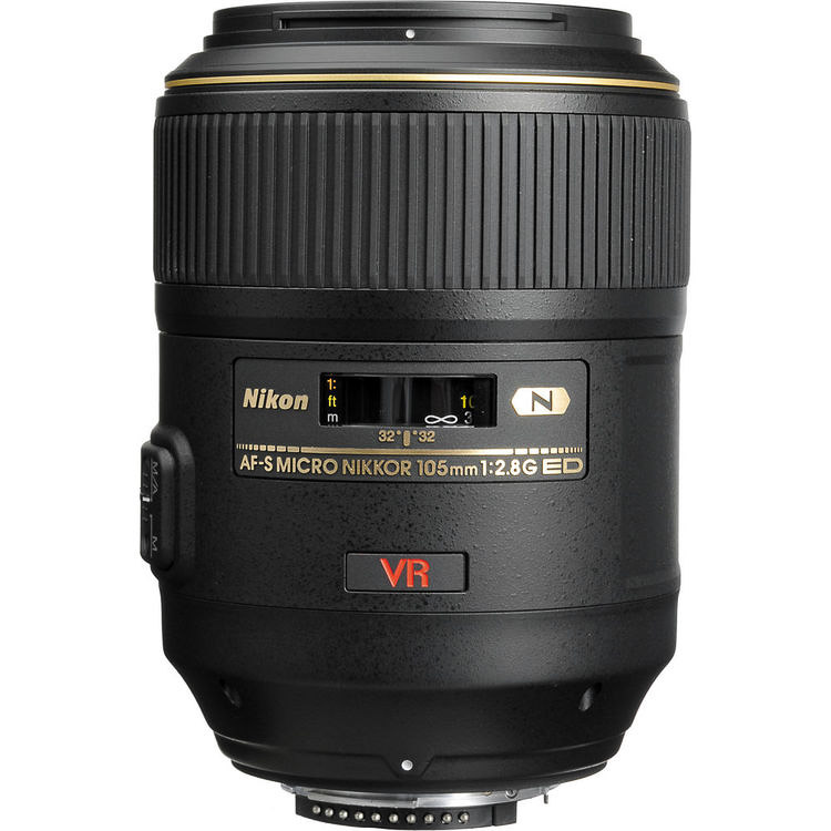 Photography Gear List 2019 — Nikon AF-S VR Micro-NIKKOR 105mm f/2.8G IF-ED Lens — Jeff Frenette Photography — Jeff On The Road — Photographer — Blogger