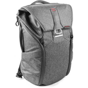 Photography Gear List 2019 — Peak Design Everyday Backpack (30L, Charcoal) — Jeff Frenette Photography — Jeff On The Road — Photographer — Blogger