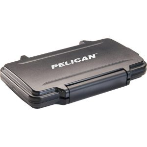 Photography Gear List 2019 — Pelican 0915 Memory Card Case for 12 SD — Jeff Frenette Photography — Jeff On The Road — Photographer — Blogger