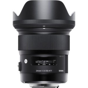 Photography Gear List 2019 — Sigma 24mm f/1.4 DG HSM Art Lens for Nikon F — Jeff Frenette Photography — Jeff On The Road — Photographer — Blogger