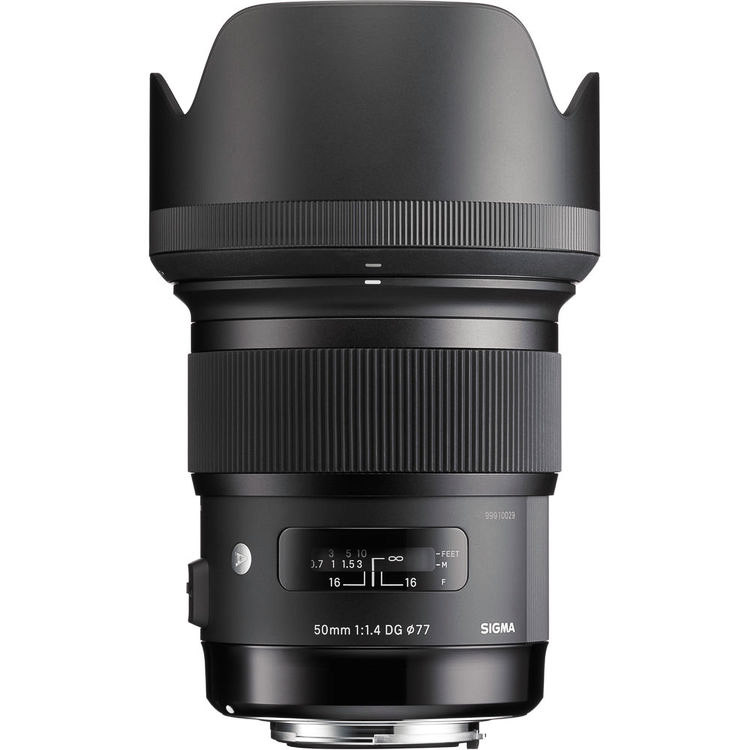 Photography Gear List 2019 — Sigma 50mm f/1.4 DG HSM Art Lens for Nikon F  — Jeff Frenette Photography — Jeff On The Road — Photographer — Blogger