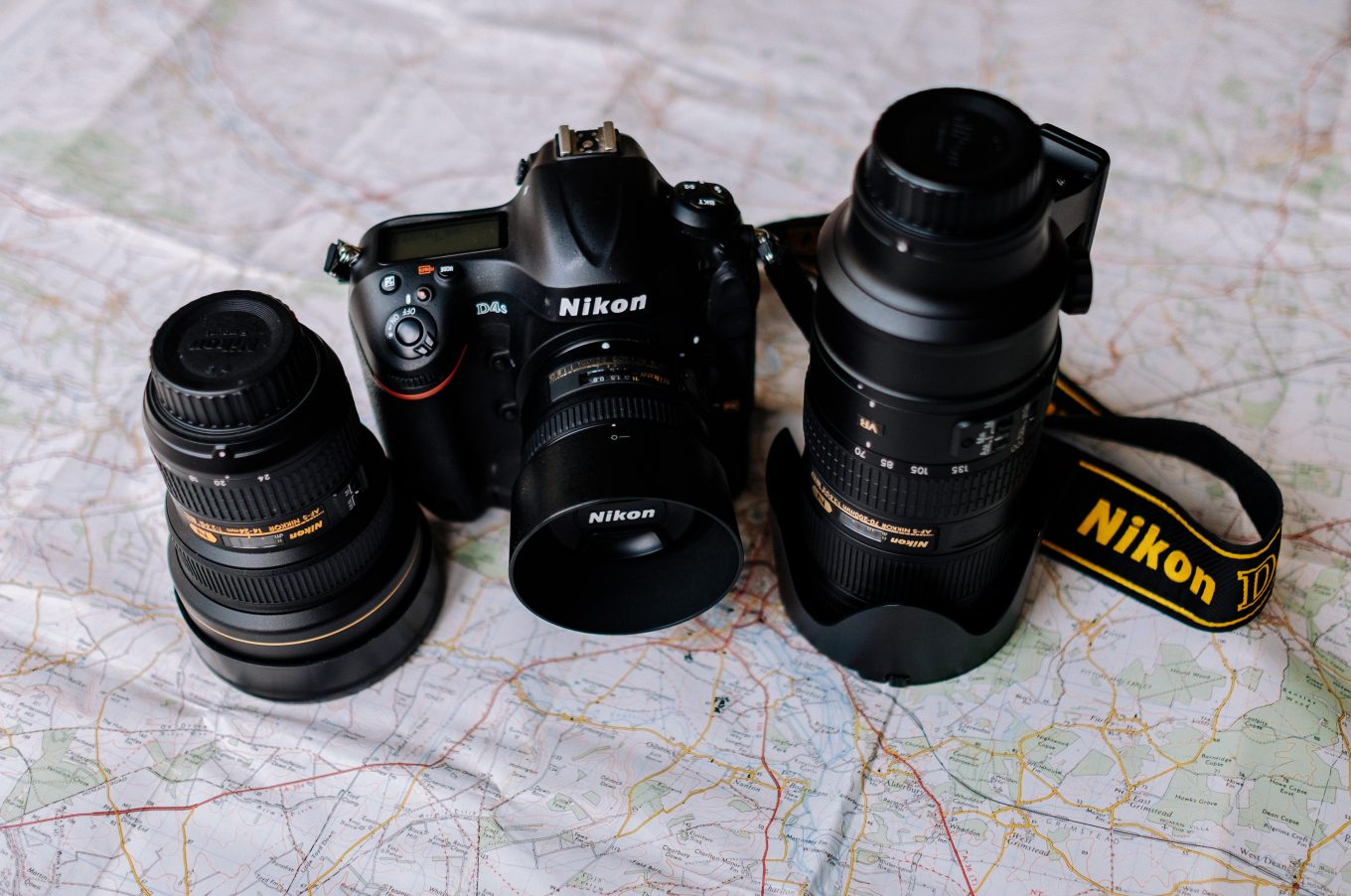 Photography Gear List 2019 — Jeff Frenette Photography — Jeff On The Road — Photographer — Blogger