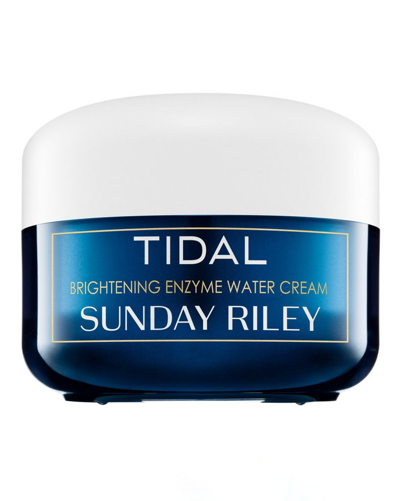 Winter Skincare Routine — Sunday Riley Tidal Brightening Enzyme Water Cream — Jeff On The Road