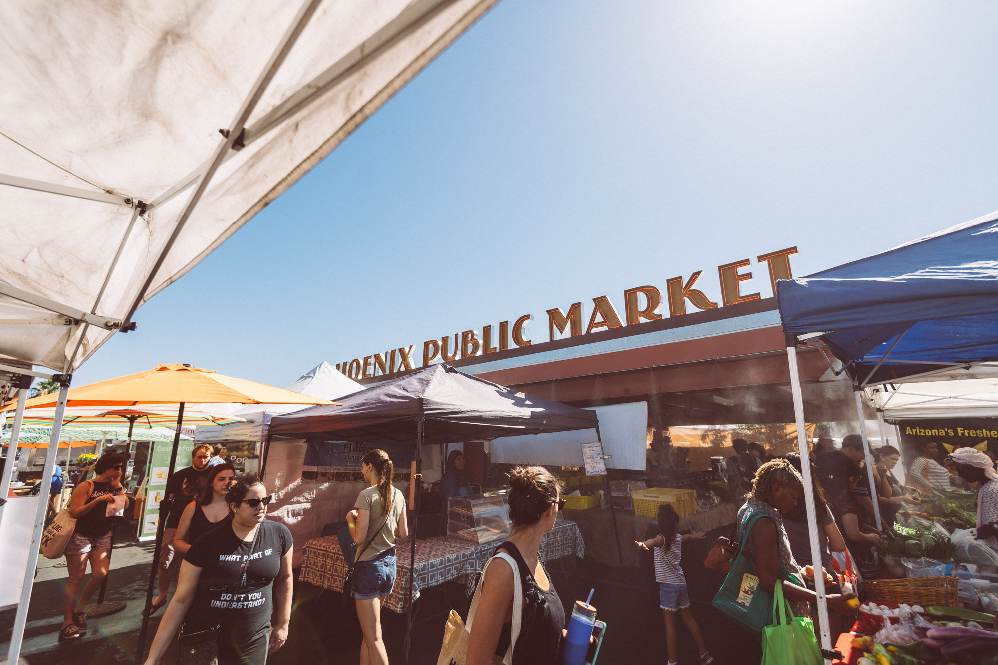 Things To Do In Phoenix — Phoenix Public Market — Jeff On The Road— All photos are under Copyright  © 2019 Jeff Frenette Photography / dezjeff. To use the photos, please contact me at dezjeff@me.com.