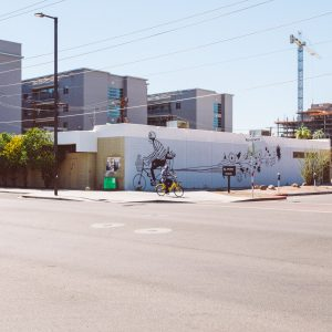 Things To Do In Phoenix — Roosevelt Row Arts District — Jeff On The Road — All photos are under Copyright  © 2019 Jeff Frenette Photography / dezjeff. To use the photos, please contact me at dezjeff@me.com.