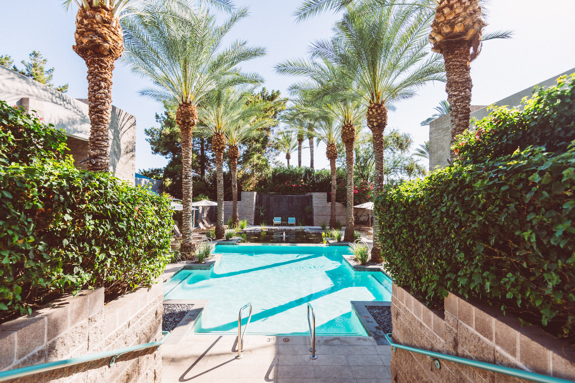 Things To Do In Phoenix — Spa Avania at Hyatt Regency — Jeff On The Road — All photos are under Copyright  © 2019 Jeff Frenette Photography / dezjeff. To use the photos, please contact me at dezjeff@me.com.