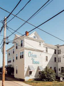 Ocean House Hotel & Motel - Old Orchard Beach - Maine - Best Things To Do In Maine - Jeff On The Road - All photos are under Copyright  © 2019 Jeff Frenette Photography / dezjeff. To use the photos, please contact me at dezjeff@me.com.
