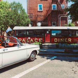 Palace Diner - Biddeford - Maine - Best Things To Do In Maine - Jeff On The Road - All photos are under Copyright  © 2019 Jeff Frenette Photography / dezjeff. To use the photos, please contact me at dezjeff@me.com.