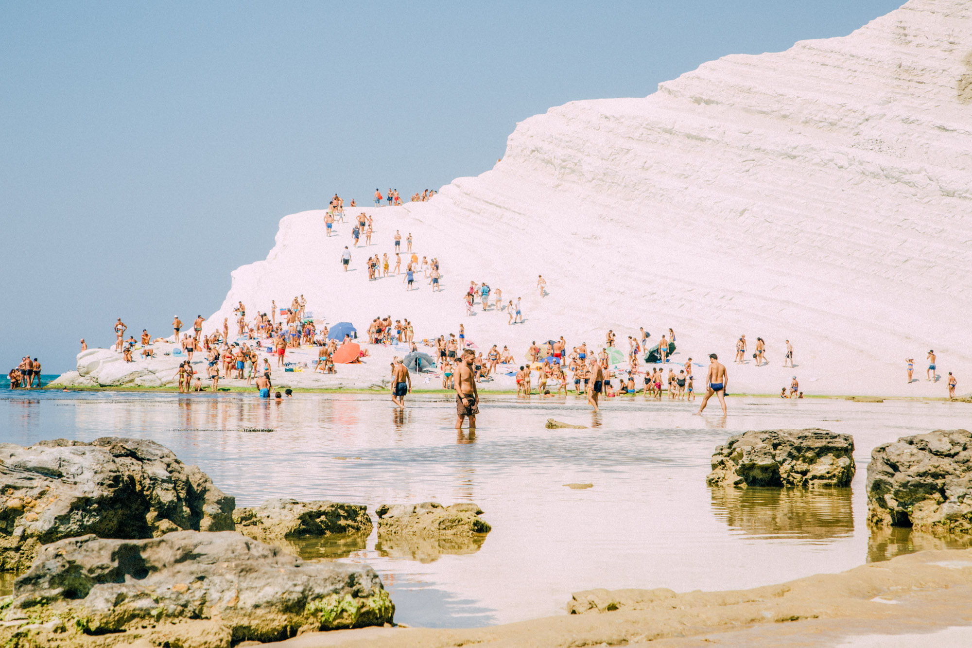 Scala dei turchi - Agrigento - Sicily - Italy - Jeff On The Road - Photo by Don Fontijn on Unsplash - https://unsplash.com/photos/-MQAfbqgzD4