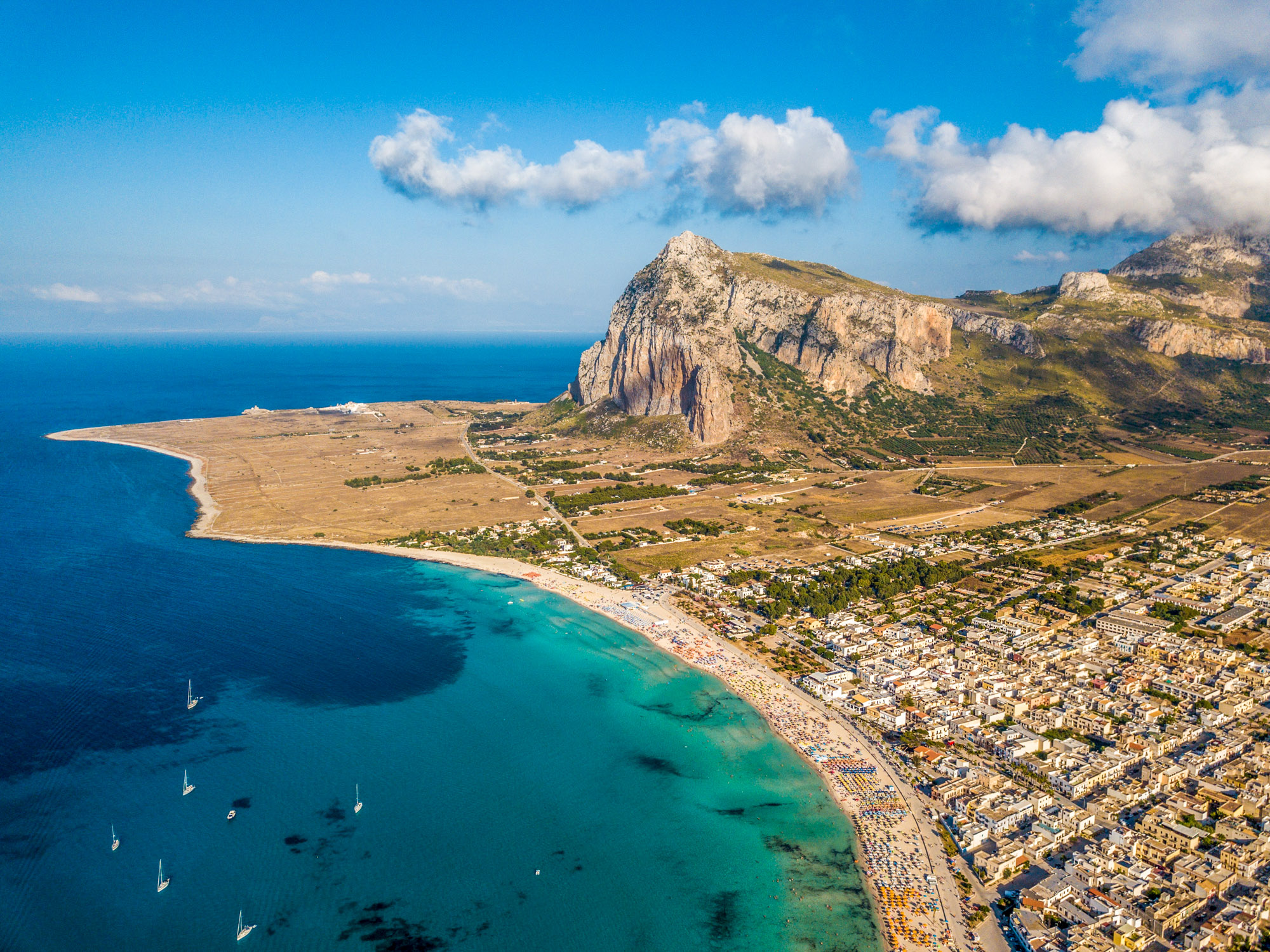 San Vito Lo Capo - Sicily - Italy - Jeff On The Road - Photo by Luiz Centenaro on Unsplash - https://unsplash.com/photos/RmKuptjdM88