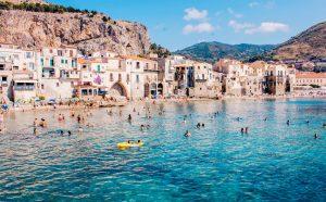 Cefalú - Taormina - Sicily - Italy - Jeff On The Road - Photo by Ruth Troughton on Unsplash - https://unsplash.com/photos/NWsqAW54bGc