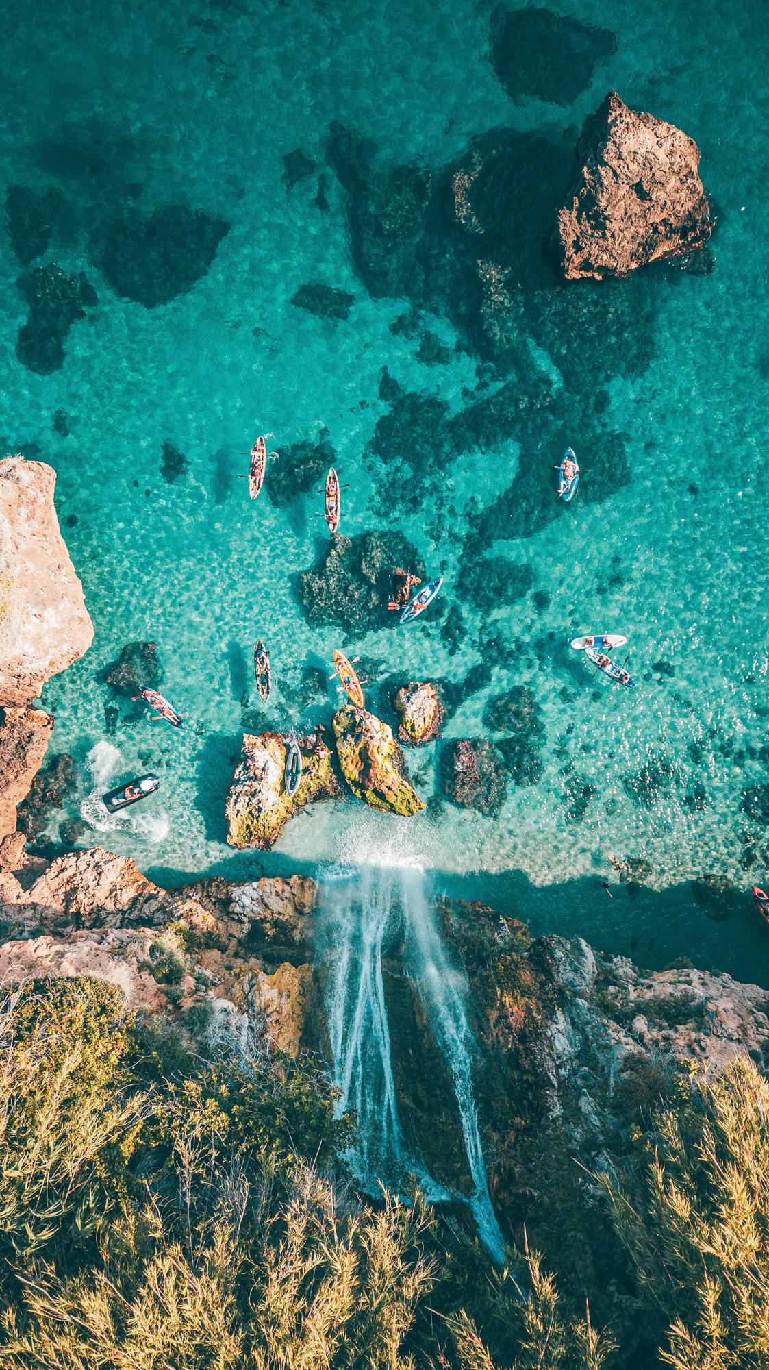 Nerja - Costa Del Sol - Espagne - Federico Gutierrez