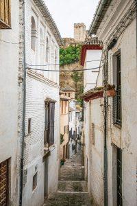 Granada - Costa Del Sol - Espagne - Tabea Damm — https://unsplash.com/photos/GNeydELpos4