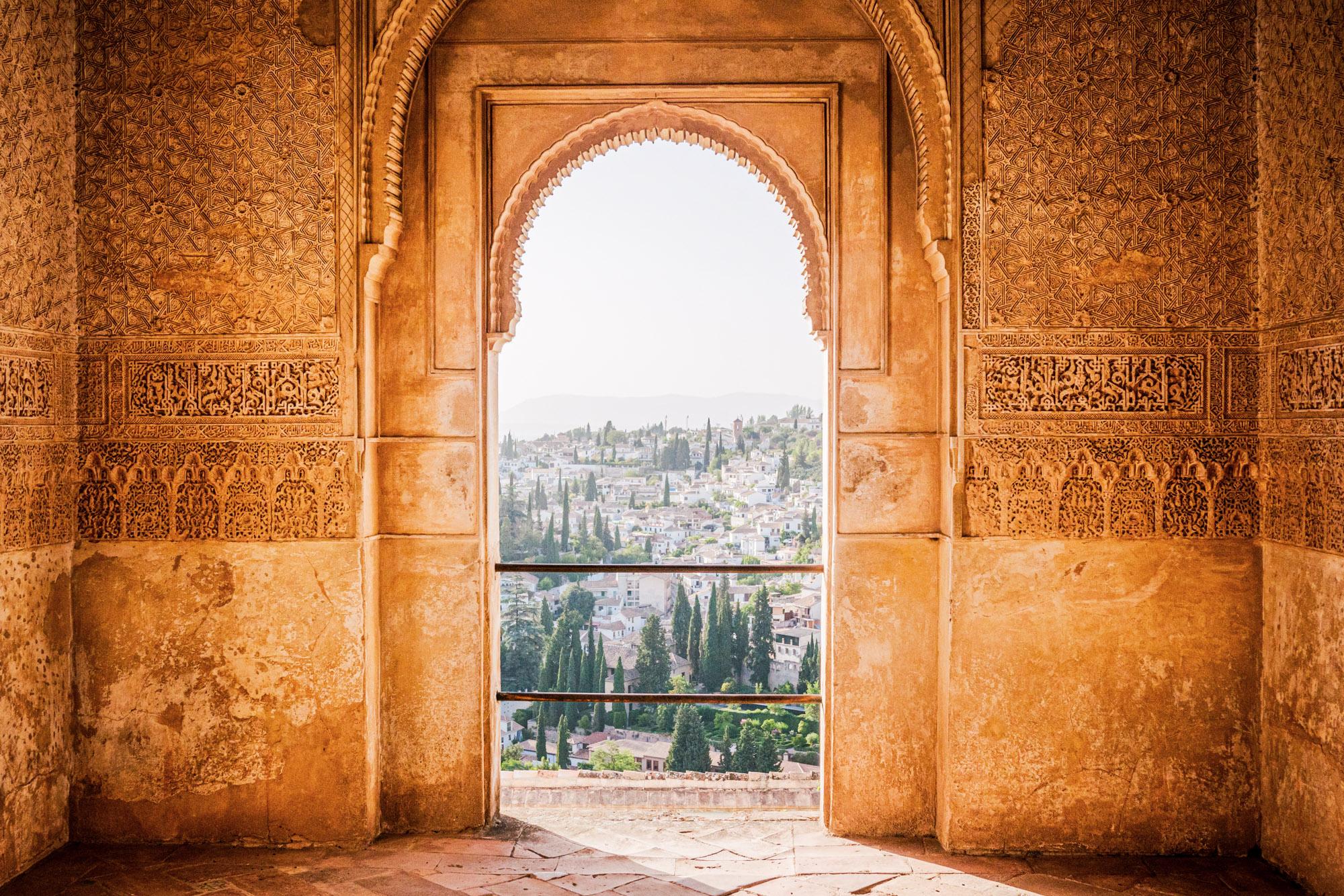 Alhambra - Costa Del Sol - Espagne - Victoriano Izquierdo