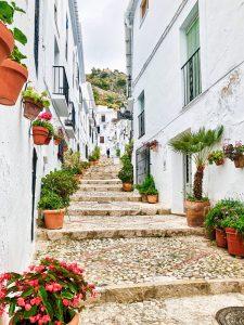Frigiliana - Costa Del Sol - Malaga - Espagne - Anne-Laurence Jean