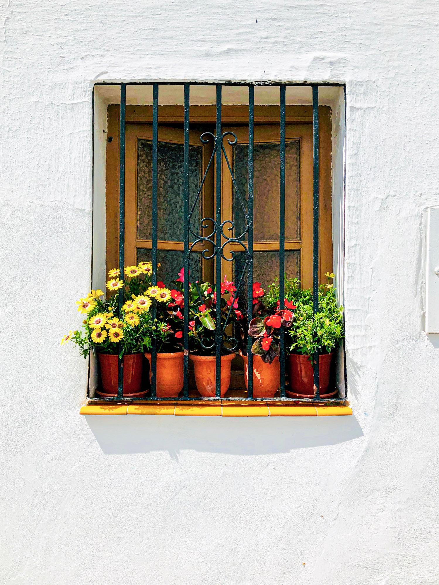 Mijas - Costa Del Sol - Malaga - Espagne - Anne-Laurence Jean