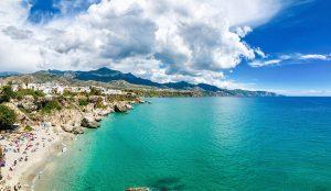 Nerja - Costa Del Sol - Malaga - Espagne - Anne-Laurence Jean
