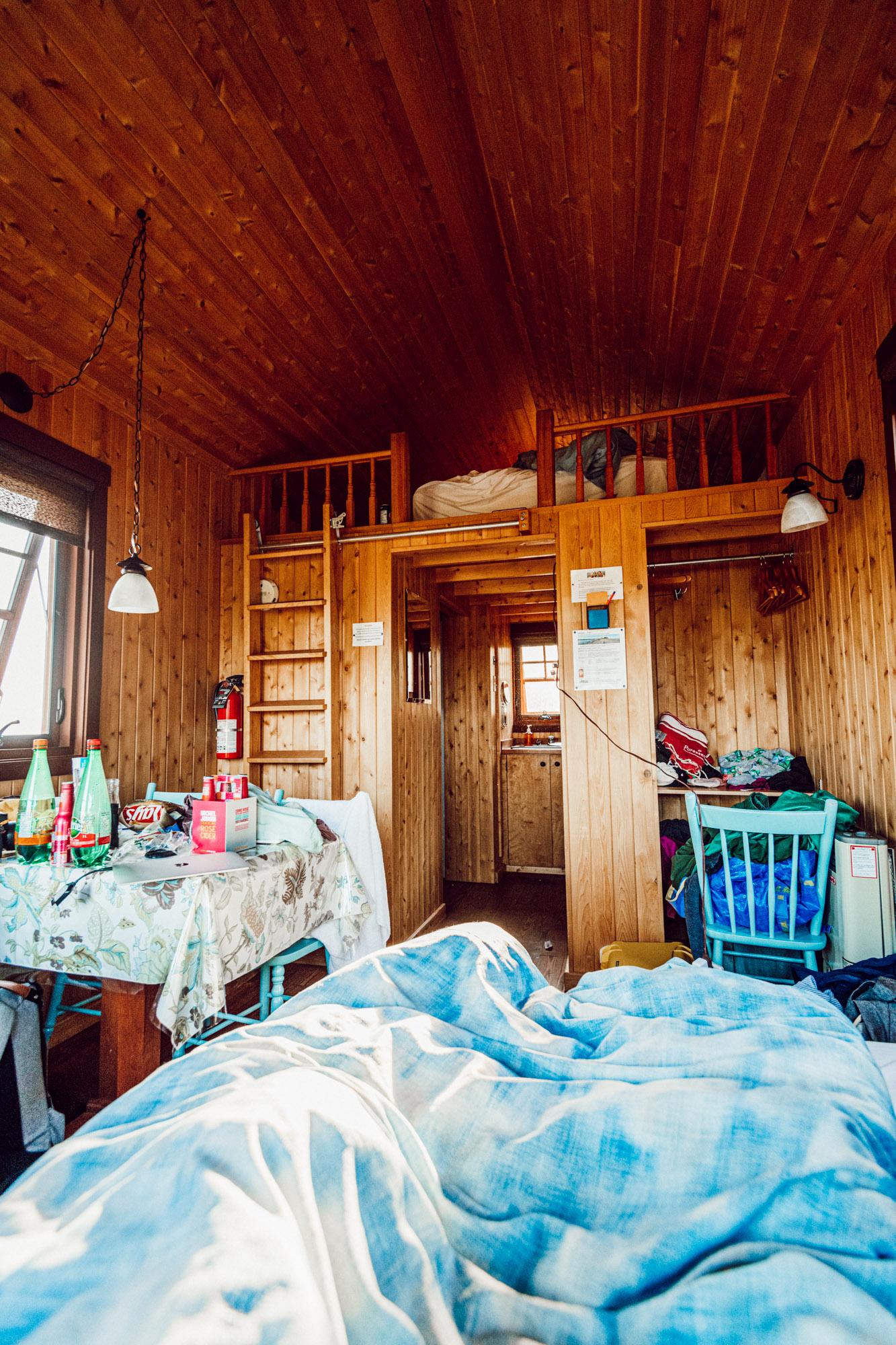 Intérieur - Domaine Floravie - Où dormir dans le Bas-Saint-Laurent - Jeff On The Road