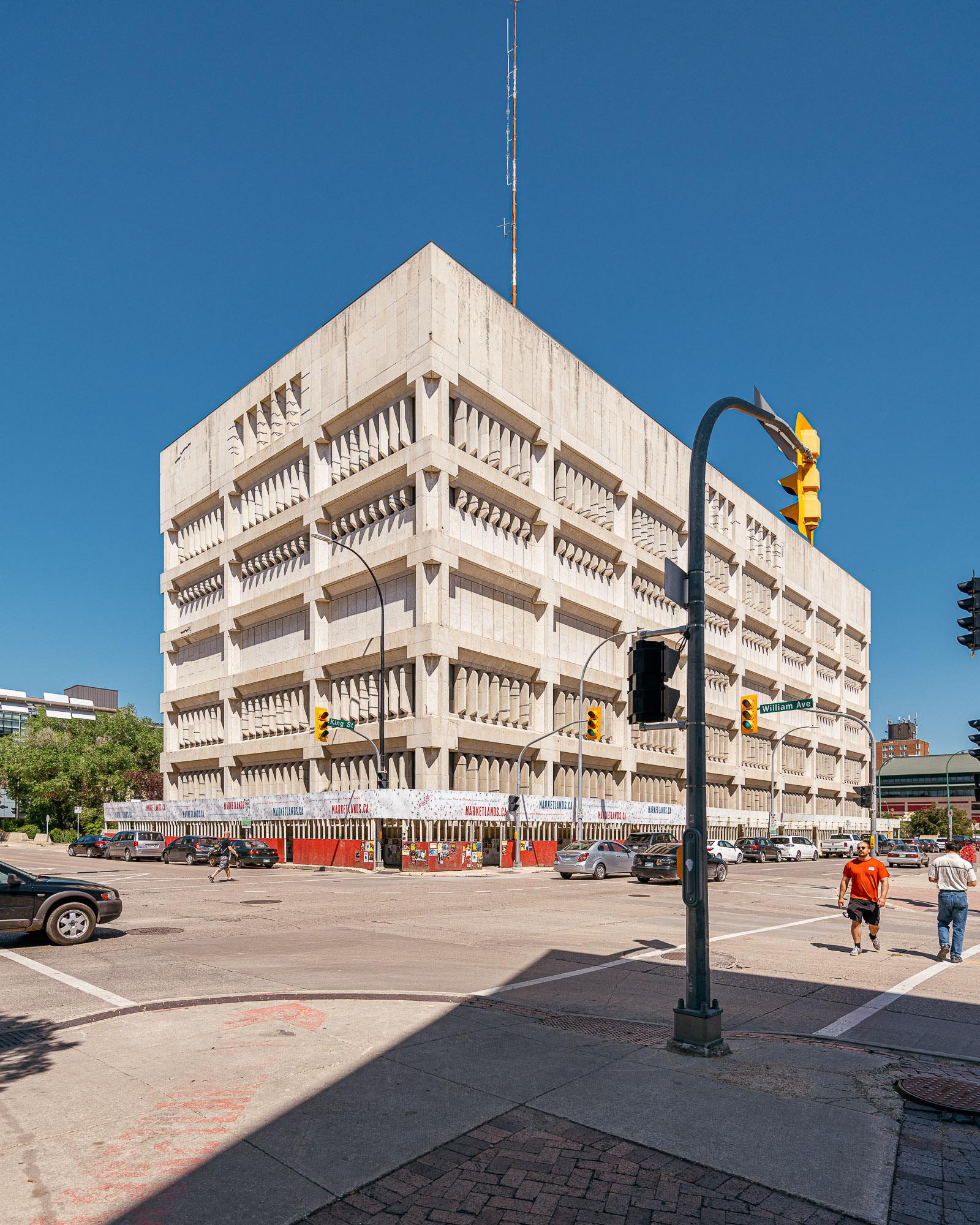 Brutalist Architecture — Winnipeg — Manitoba — Jeff Frenette Photography
