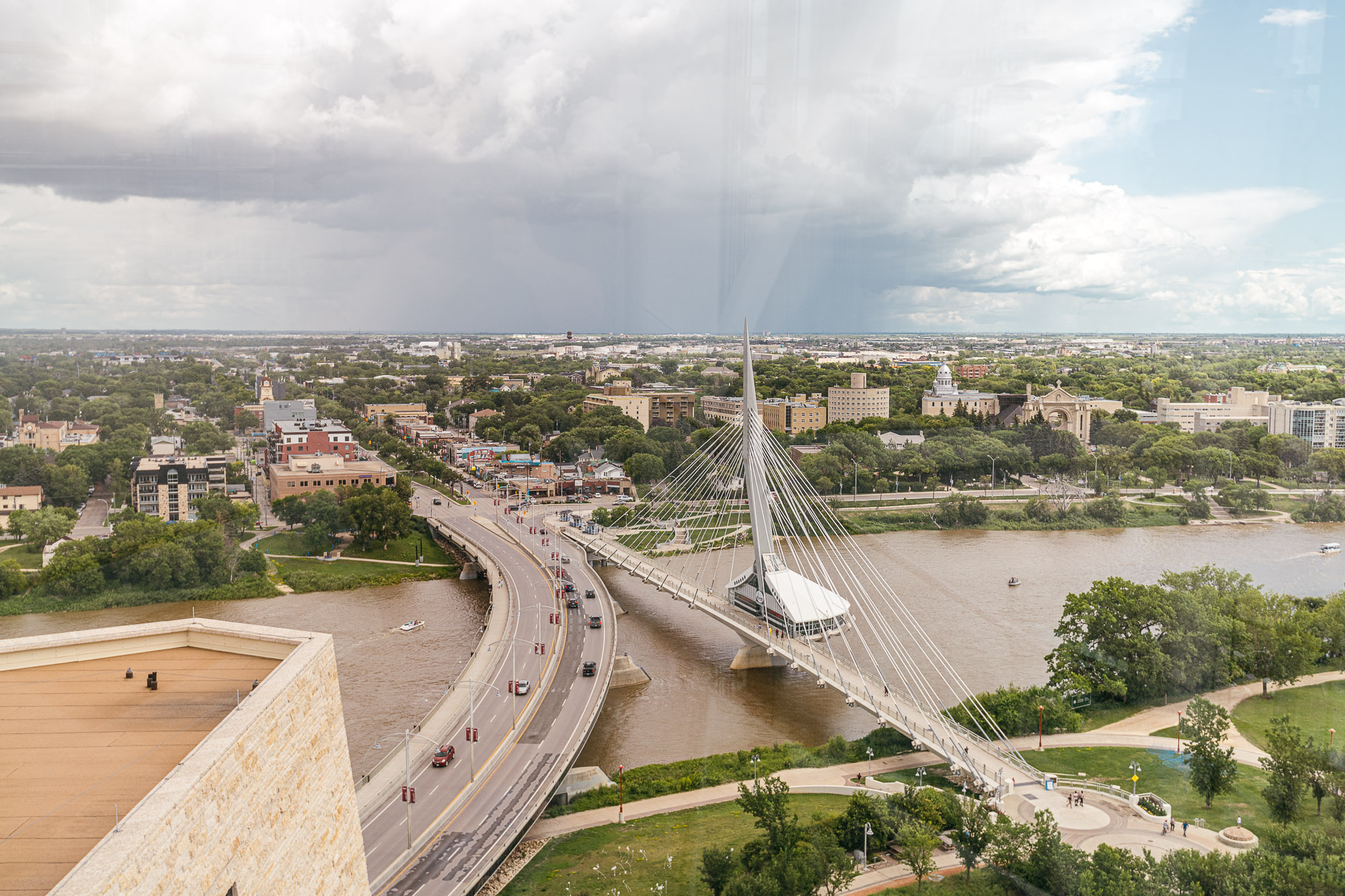 Canadian Museum for Human Rights — Antoine Predock Architect PC — Winnipeg — Manitoba — Jeff Frenette Photography — Jeff On The Road - All photos are under Copyright  © 2019 Jeff Frenette Photography / dezjeff. To use the photos, please contact me at dezjeff@me.com.