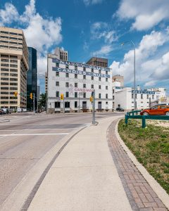 Downtown — Winnipeg — Manitoba — Jeff Frenette Photography