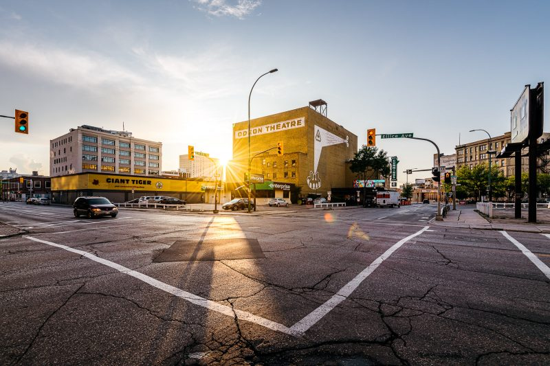 Downtown — Winnipeg — Manitoba — Jeff Frenette Photography — Jeff On The Road - All photos are under Copyright © 2019 Jeff Frenette Photography / dezjeff. To use the photos, please contact me at dezjeff@me.com.
