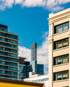 Downtown — Winnipeg — Manitoba — Jeff Frenette Photography