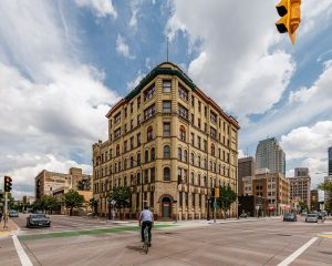 Art & Architecture Historic Walking Tour — Exchange District — Winnipeg — Manitoba — Jeff Frenette Photography