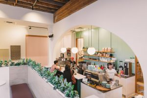 Little Sister Coffee Shop — Osborne Village — Winnipeg — Manitoba — Jeff Frenette Photography