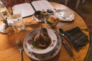 Sous sol restaurant — Osborne Village — Winnipeg — Manitoba — Jeff Frenette Photography