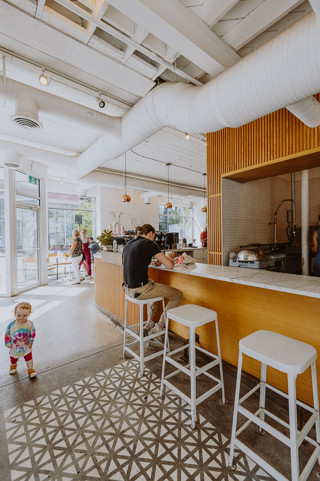 Thom Bargen Tea & Coffee — Winnipeg — Manitoba — Jeff Frenette Photography