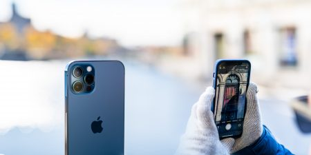 Apple iPhone 12 Pro VS DSLR Camera Nikon D850 - Real Life Review
