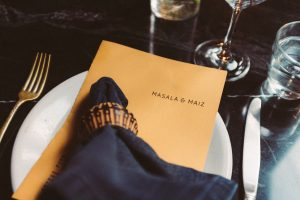 Dinner at Masala y Maiz - Travelling to Mexico City - Jeff On The Road - Jeff Frenette Photography