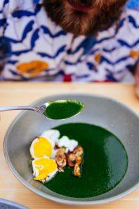 SAT Labo Culinaire / Foodlab - Nouveau menu - Jeff Frenette Photography - Montreal