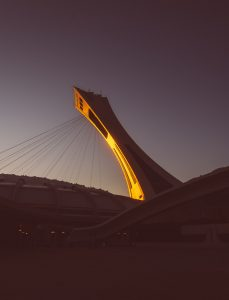 Stade Olympique Montreal Olympic Stadium - Jeff Frenette Photography - Montreal Travel Lifestyle Photographer - All photos are under Copyright © 2021 Jeff Frenette Photography / dezjeff. To use the photos, please contact me at dezjeff@me.com.